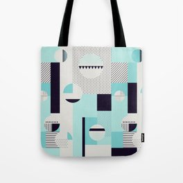 Picnic on the beach Tote Bag