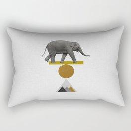 Tribal Elephant Rectangular Pillow