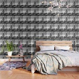 Swim Naked Wallpaper