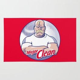 Major Clean Rug