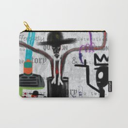 CITY OF GLASS: AMERICAN KABUKI Carry-All Pouch
