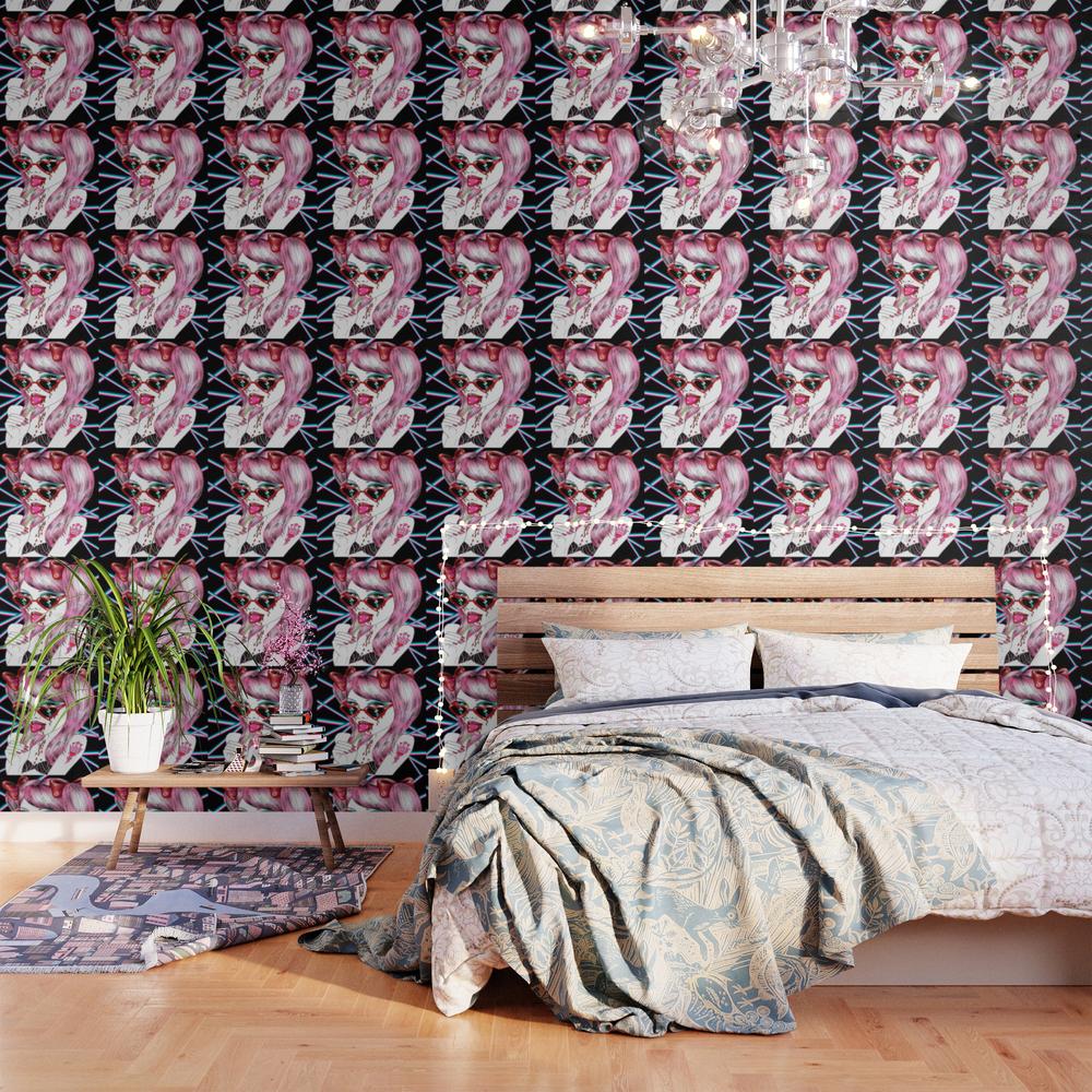 Laser Lolita Wallpaper by Petrabrnardic WPP4679904