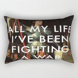 Joan's Bravado Rectangular Pillow