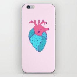 Cactus Heart iPhone Skin
