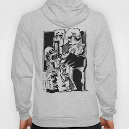 Chapter One: Never Talk with Strangers Hoody