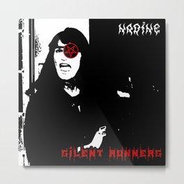 Nadine - Silent Runners - Twin Peaks fan art Metal Print