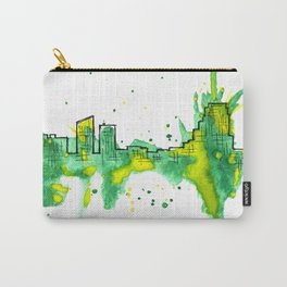 Going Downtown: Wyoming Carry-All Pouch