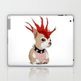 Bad Ass Chihuahua Laptop & iPad Skin