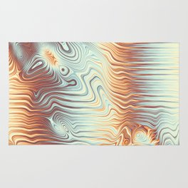Abstract 358 Rug