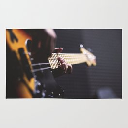 Guitarist Rug