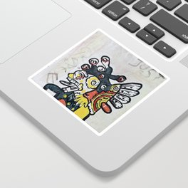 Just Peace Sticker
