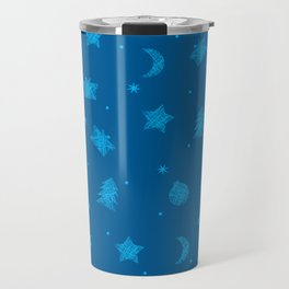 AFE Festive Pattern Travel Mug