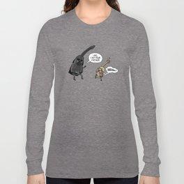 Uke, I am your father. Long Sleeve T-shirt