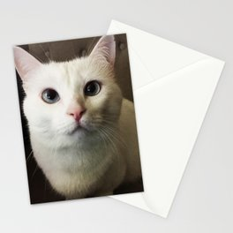 Artemis Posing 3 Stationery Cards