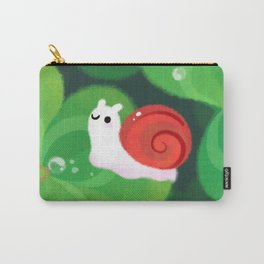 Happy lucky snail Carry-All Pouch
