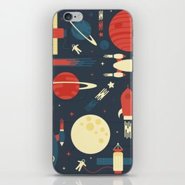 Space Odyssey iPhone Skin