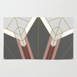 ART DECO G1 (abstract) Rug