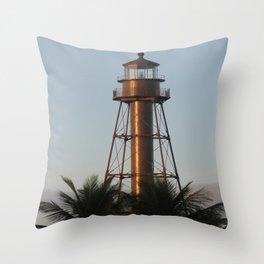 Sanibel Light Throw Pillow