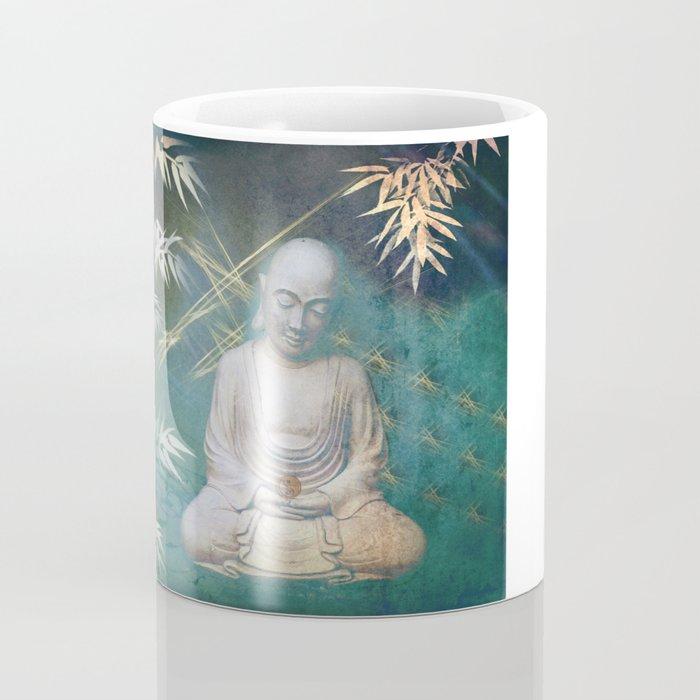 Buddha's awakening from deep meditation Coffee Mug