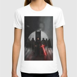 Supreme Leader And His Knights T-shirt