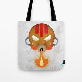 Dhalsim Tote Bag