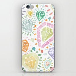 Facets No. 1 iPhone Skin