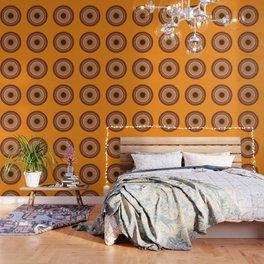 Tiger Eye Mandala Wallpaper