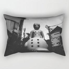 domicile Rectangular Pillow