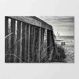 Crossover Canvas Print
