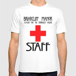Briarcliff Manor STAFF T-shirt