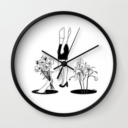 New love, Same old mistakes Wall Clock