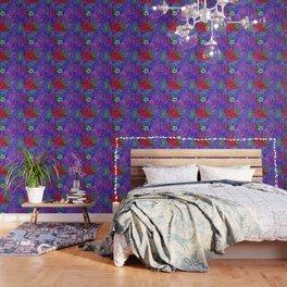Electric Garden Wallpaper