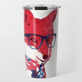 American Fox Travel Mug