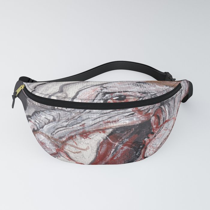 """Hurt"", First Half Fanny Pack"