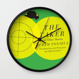 The Taker and Other Stories Wall Clock