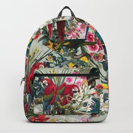 FLORAL AND BIRDS XXII Backpack