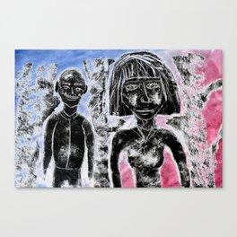 skogen Canvas Print