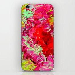 Neon Cantina iPhone Skin