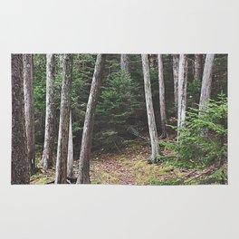 Maine Woods Rug
