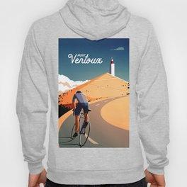 cycling mont ventoux tour de france Hoody