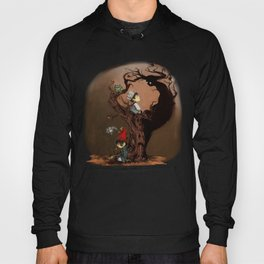 Over The Garden Wall- Wirt, Greg, Beatrice, and The Beast Hoody
