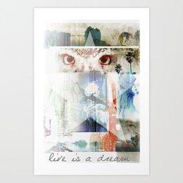 guerrero Art Print
