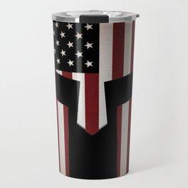 USA Spartan  Travel Mug