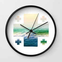Count Your Blessings Wall Clock