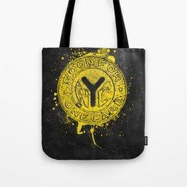 NYC Token (Black) Tote Bag