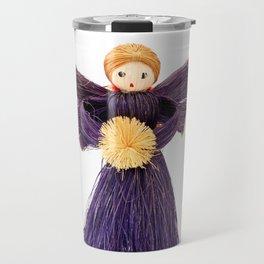 Christmas angel Travel Mug