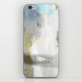 1985 PARIS HORROR iPhone Skin
