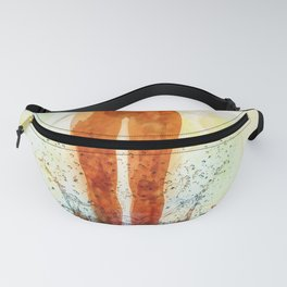Happiness is a big splace Fanny Pack