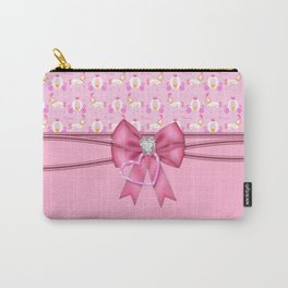 Enchanted Princess Carriage Carry-All Pouch