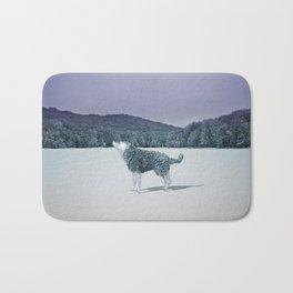 Lonewolf Bath Mat